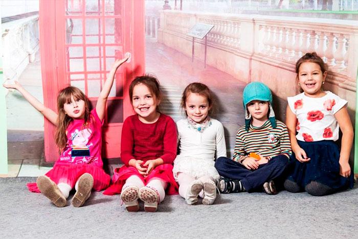 Английский для детей в Минске
